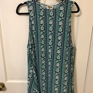 Show Me Your Mumu patterned shift dress